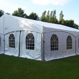 Tent D 10 meter breed   1