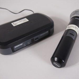 draadloze microfoon   1