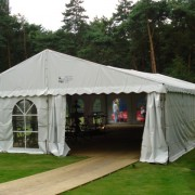 Tent 8 meter breed   2