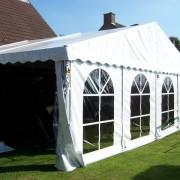 Tent 8 meter breed   3