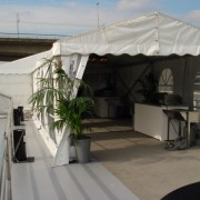 Tent A 4 meter breed   2