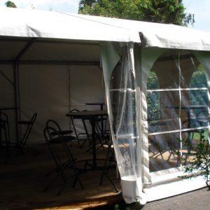 Tent B 5 meter breed   1