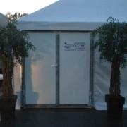 Tent deur   2