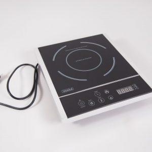 1 pits inductie kookplaat 1