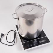 1 pits inductie kookplaat 3