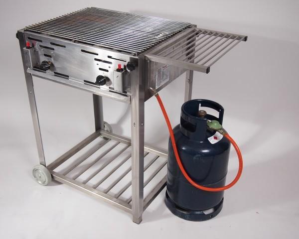BBQ klein gas         1