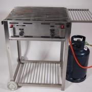 BBQ klein gas         2