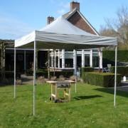 Tent zelfbouw 3×3   1