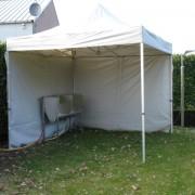 Tent zelfbouw 3×3   3