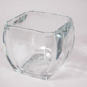 bloemvaasje glas   1