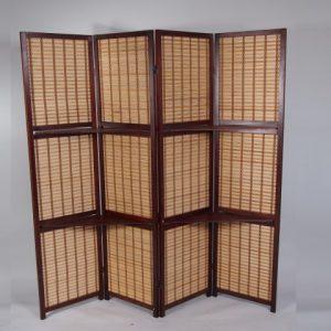 kamerscherm 1,8x1,8 bamboe   1