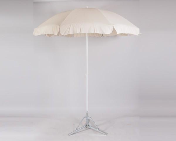 parasol rond 1,8 m   ecru   1