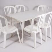 tafel wit 115 70           2