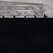 zwartdoek 4.2m x 4.2m   3