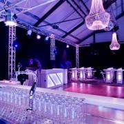 Ledbar Led discotheek