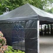 Tent E 5×5 zwart   2
