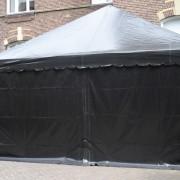 Tent E 5×5 zwart   3