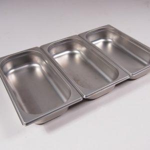 chafing dish bak 3x 1-3GN 1