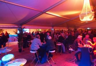 Nieuw, Megadome tent, Partyverhuur Goossens, Bluiloft, Huwelijk, Ronde tent, Crossover tent, Hexadome tent, Partytent, Feesttent, Evenementen