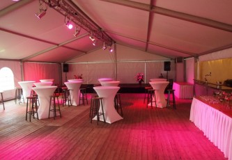 Rok, Megadome tent, Partyverhuur Goossens, Bluiloft, Huwelijk, Ronde tent, Crossover tent, Hexadome tent, Partytent, Feesttent, Evenementen