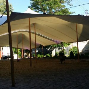 Stretchtent flextent